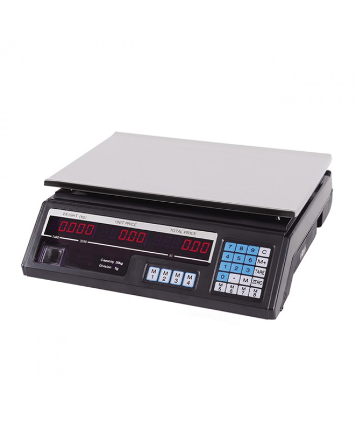 Ζυγαριά Ψηφιακή ACS-03 30KG/5G