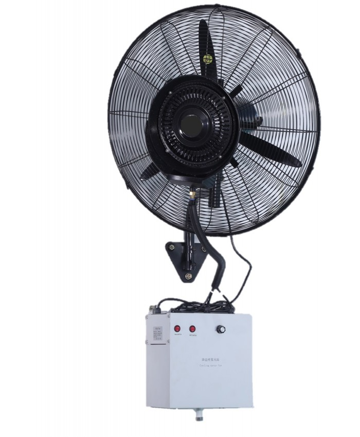 Ανεμιστήρας Yδρονέφωσης GB1703-A τοίχου Mistral Plus